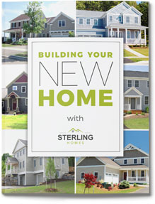 Building Your New Home with Sterling Homes